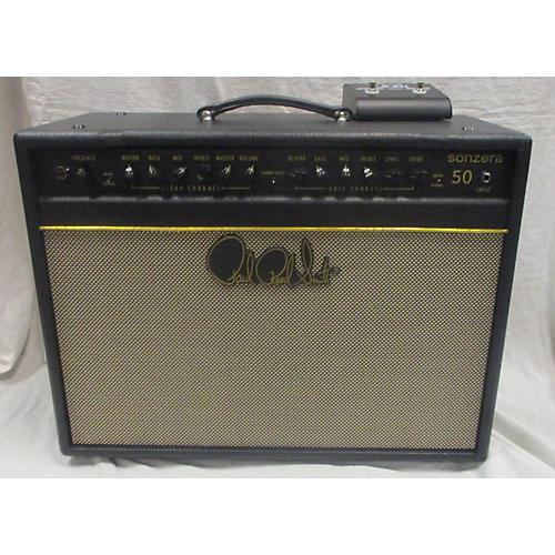 PRS SONZERA 50 Tube Guitar Combo Amp