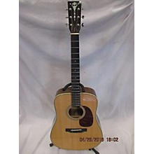 Recording King SORD126 Acoustic Guitar
