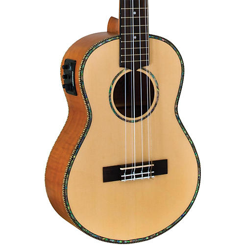 Lanikai SOT-6EK 6-String Acoustic-Electric Tenor Ukulele
