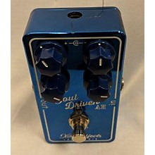 Xotic Effects SOUL DRIVEN LIMITED EDITION Effect Pedal