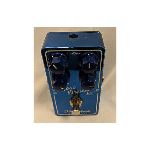 Xotic SOUL DRIVEN LIMITED EDITION Effect Pedal