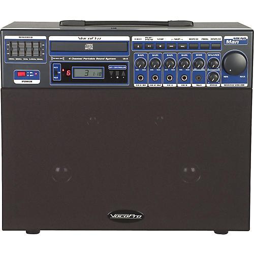Vocopro SOUNDMAN Portable 4-Channel System
