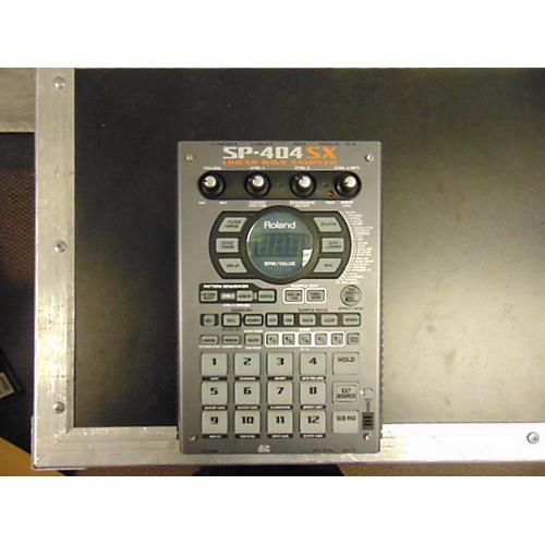 used roland sp 404 sx linear wave sampler production controller guitar center. Black Bedroom Furniture Sets. Home Design Ideas