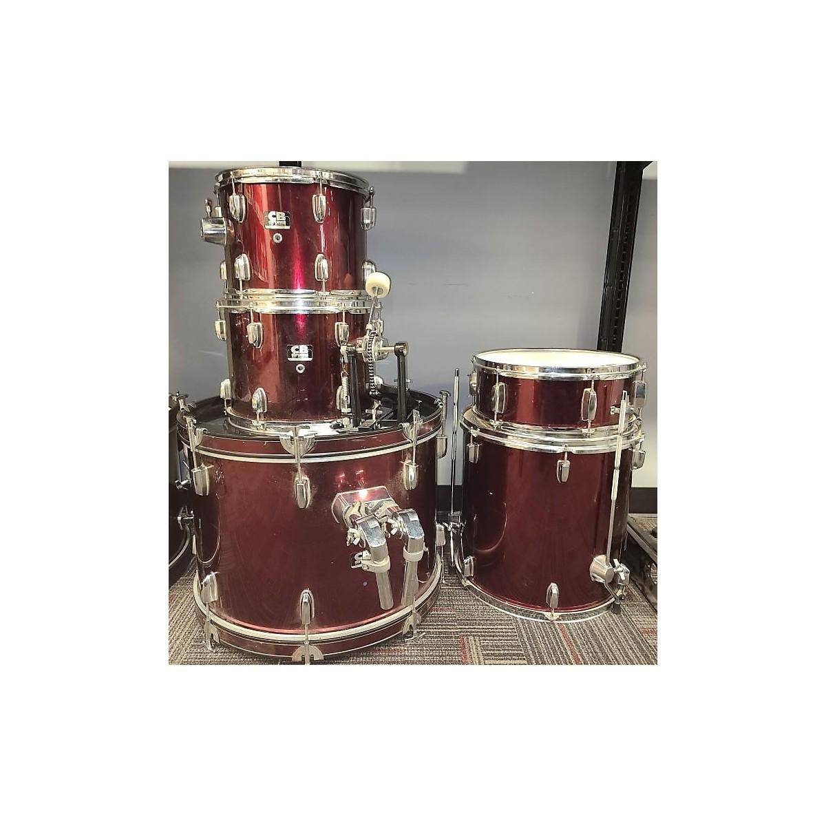 CB Percussion SP Series Drum Kit