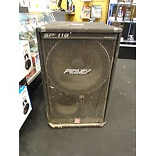 Peavey SP118 Unpowered Subwoofer