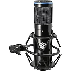 SP150 Microphone with Shockmount and Carry Case Black