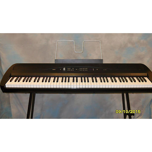 Korg SP280 88 Key Black Stage Piano