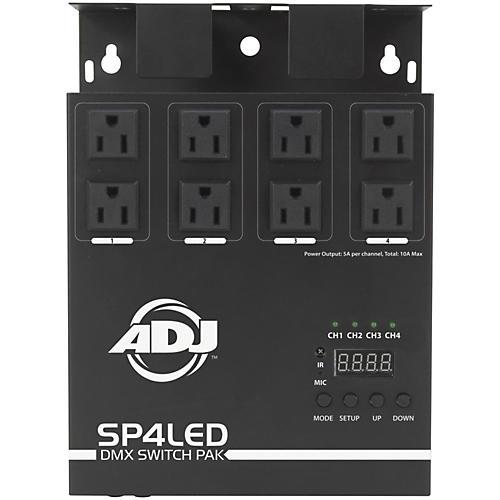 American DJ SP4LED DMX Switch Pack