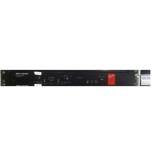 Fender SPA3000 Power Amp