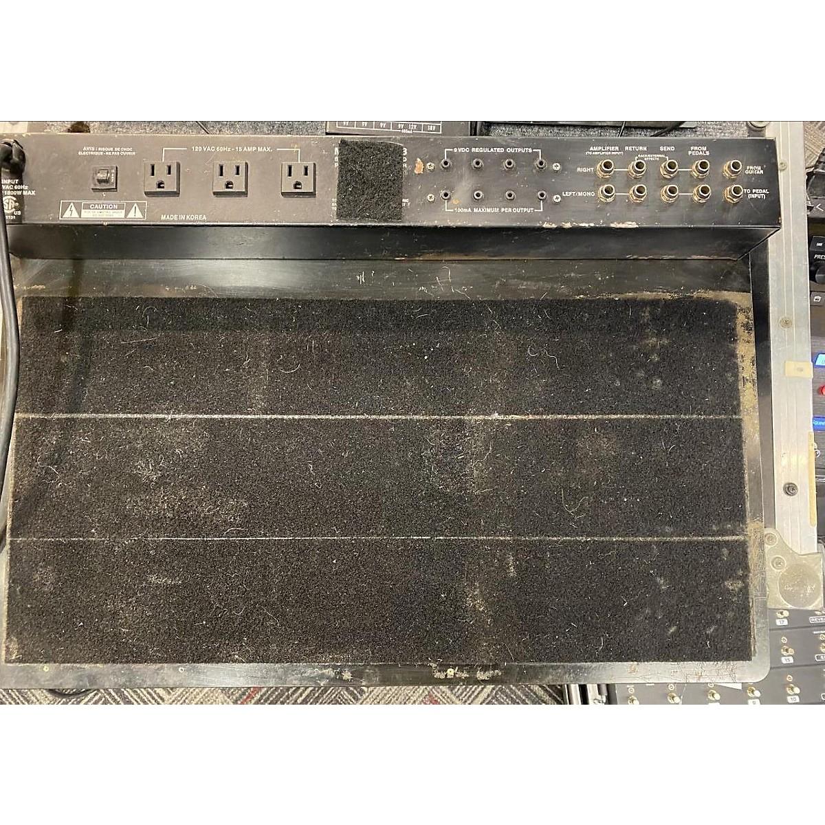 Furman SPB8 Pedal Board