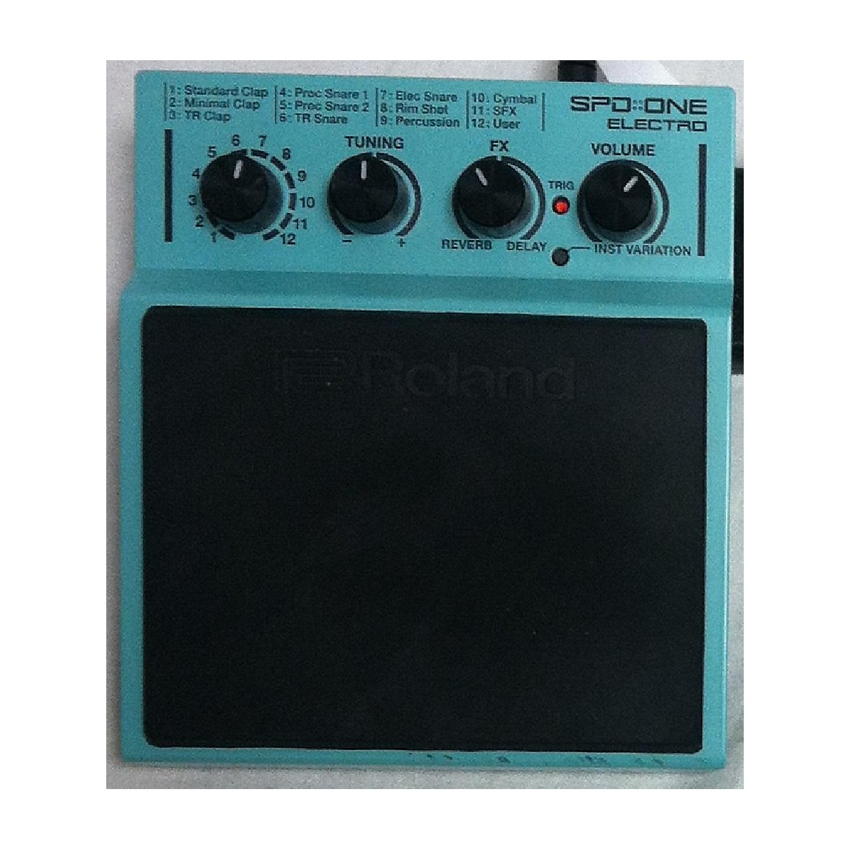 Roland SPD One Electro Trigger Pad