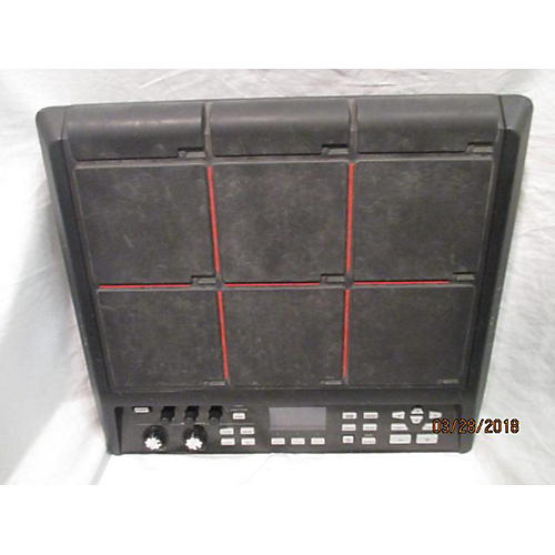 used roland spd sx midi controller guitar center. Black Bedroom Furniture Sets. Home Design Ideas