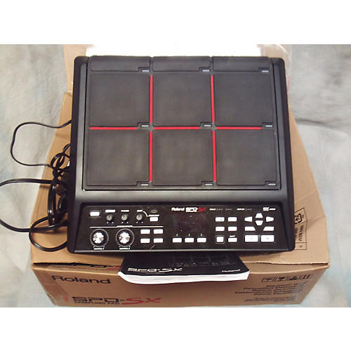Roland SPD-SX Sampling Drum MIDI Controller