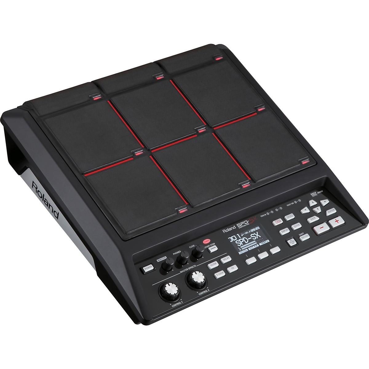 Roland SPD-SX Sampling Pad