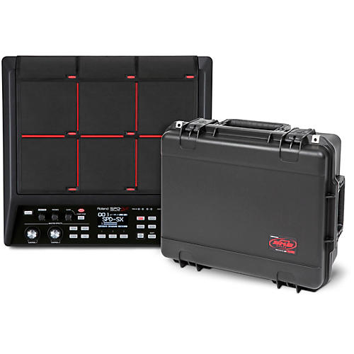 Roland SPD-SX Sampling Pad with SKB Case
