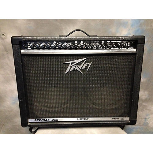 used peavey special 212 sheffield guitar combo amp guitar center. Black Bedroom Furniture Sets. Home Design Ideas