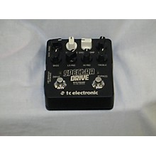 TC Electronic SPECTRA DRIVE Bass Effect Pedal