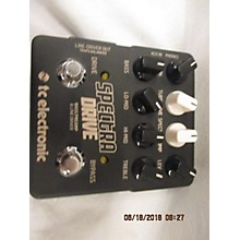 TC Electronic SPECTRADRIVE Bass Effect Pedal