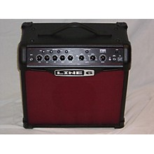 Line 6 SPIDER CLASSIC 15 RED GRILL Guitar Combo Amp