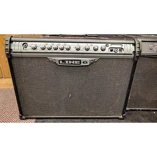Line 6 SPIDERIII120 Guitar Combo Amp