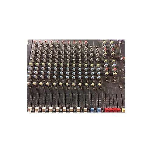 Soundcraft SPIRIT FOLIO RAC PAC Unpowered Mixer