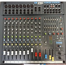 Soundcraft SPIRIT Powered Mixer