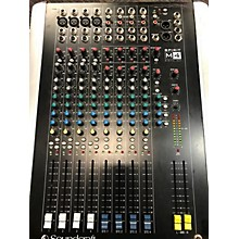 Soundcraft SPIRT M4 Unpowered Mixer