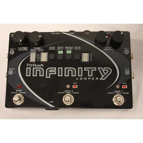 Pigtronix SPL Infinity Looper W/ Remote Switch Pedal