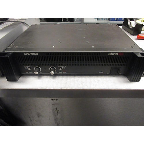 Sunn SPL7250 Power Amp
