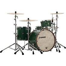 SQ1 3-Piece Shell Pack with 22 in. Bass Drum Roadster Green