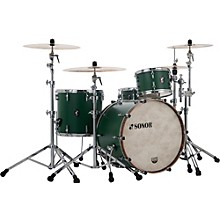 SQ1 3-Piece Shell Pack with 24 in. Bass Drum Roadster Green