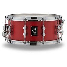 SQ1 Snare Drum 14 x 6.5 in. Hot Rod Red