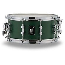 SQ1 Snare Drum 14 x 6.5 in. Roadster Green