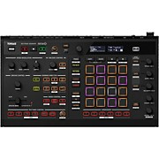 SQUID Creative Multitrack Sequencer Black