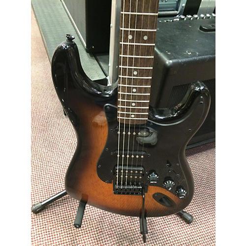 Fender SQUIER 2 Tone Sunburst Solid Body Electric Guitar