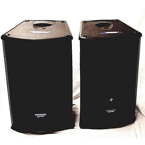 Mackie SR1521Z Pair Powered Speaker