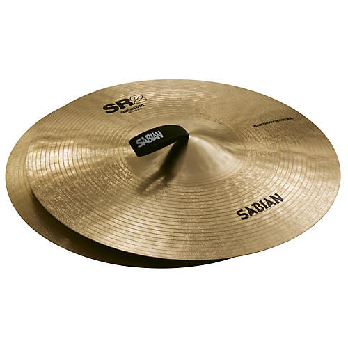 Sabian SR2 Band and Orchestral Cymbal Pair 16
