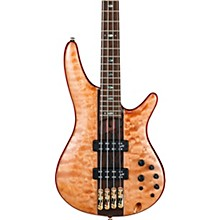 SR2400 Quilted Maple Top Bass Florid Natural Low Gloss