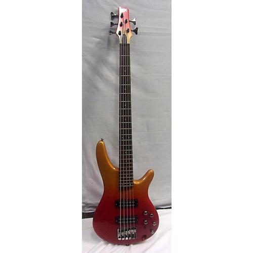 used ibanez sr305 5 string electric bass guitar 2 tone sunburst guitar center. Black Bedroom Furniture Sets. Home Design Ideas