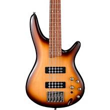 SR375E 5-String Bass Natural Browned Burst