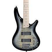 SR405EMQM 5-String Electric Bass Surreal Black Burst Gloss