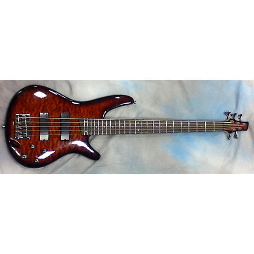Ibanez SR405QM Electric Bass Guitar
