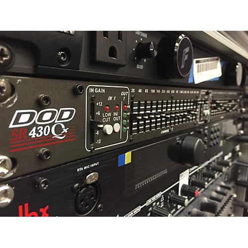 DOD SR430QXLR Graphic Equalizer
