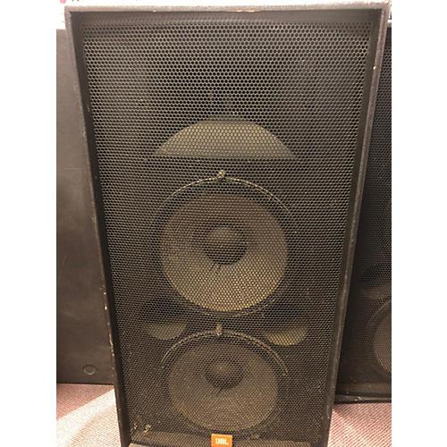 used jbl sr4733x unpowered speaker guitar center. Black Bedroom Furniture Sets. Home Design Ideas
