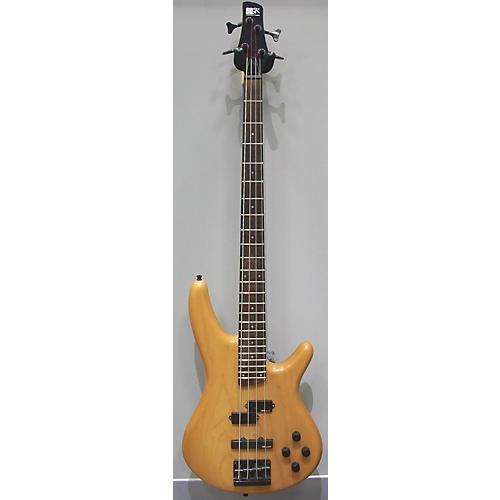 used ibanez sr500 electric bass guitar natural guitar center. Black Bedroom Furniture Sets. Home Design Ideas