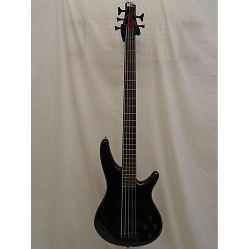 used ibanez sr505 5 string electric bass guitar black guitar center. Black Bedroom Furniture Sets. Home Design Ideas