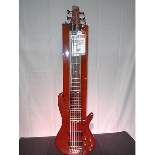 used ibanez sr506 6 string electric bass guitar mahogany guitar center. Black Bedroom Furniture Sets. Home Design Ideas