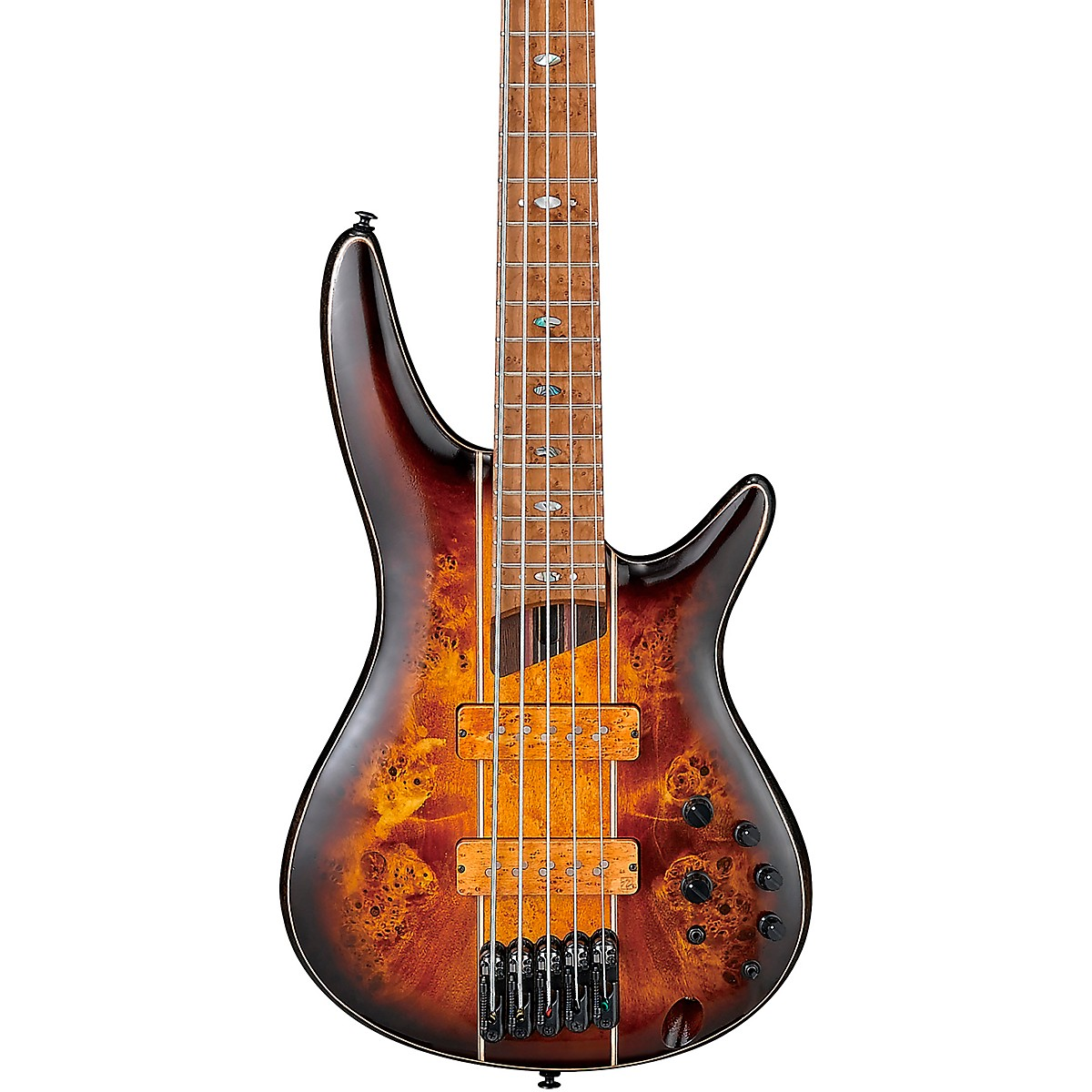 Ibanez SR5PBLTD Premium 5-String Electric Bass