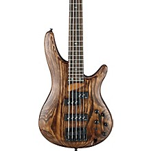 SR655 5-String Electric Bass Guitar Antique Brown Stained
