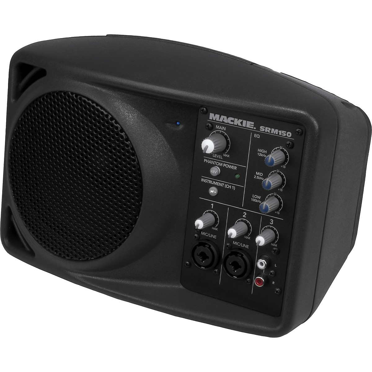 Mackie SRM150 Active Speaker (Black)